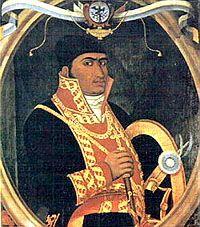 José María Morelos y Pavón (Veracruz, México) One of the principal guerrilla fighters for Mexican independence from Spain. He was also mulatto, or of African ancestry.