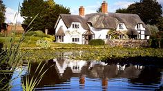 Escape to the Country ⭐⭐⭐⭐⭐ (UK house hunting. Beautiful scenery and homes) If you love the U.K. and dream of living in a gorgeous country cottage this is a fun show :)