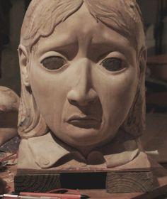 Head study, Paolo del Toro