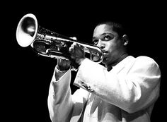 Wynton Marsalis- Love listening to him.