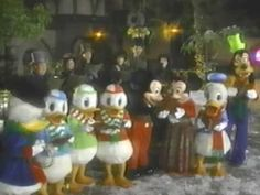 SING ALONG SONGS The Twelve Days of Christmas - YouTube The Disney Characters Singing