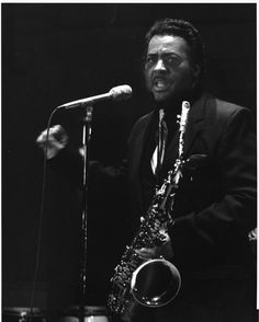 """Royal G. """"Rusty"""" Bryant (November 25, 1929, Huntington, WV,  March 25, 1991, Columbus, Ohio) was a tenor and alto saxophonist.  Bryant grew up in Columbus, Ohio and became a fixture of the local jazz and R & B scene. . He signed with Dot Records in 1955 and released several albums as a leader in the second half of the 1950s. In 1952, his live recording """"All Night Long"""", a faster version of """"Night Train"""", became a hit R & B single in the U.S."""