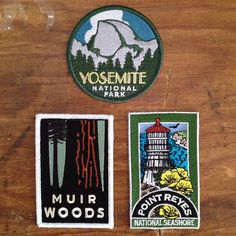 coffeentrees:  Last trips patches. by timberps
