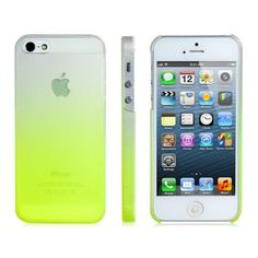 Green to White Gradient iPhone 5 Case Apple Iphone Covers 99e1c6dd7b831