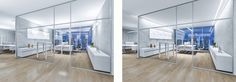Zumtobel and Fraunhofer Institute Study Brings User Preferences to Light Office Buildings, Case Study, Knowledge, Bring It On, Lighting, Home Decor, Consciousness, Lights, Lightning