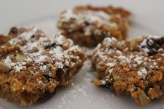 Pumpkin Coconut Bars - Gluten Free and Nutrient Dense (I might sub the gluten free crispy rice for rice krispies...)