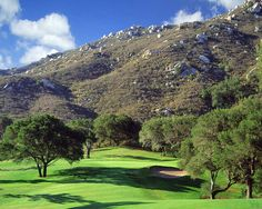 Temecula Creek Inn and Golf Resort, Temecula, CA. 27 holes, some flat, some hilly, and everything in-between.  Play it if you get the chance.