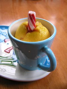 Candy Cane Lemons