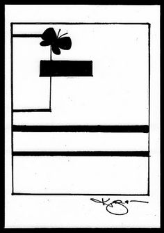 card/scrapbook sketches
