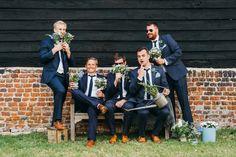 A Pretty Pale Blue Summer Country Barn Wedding | Love My Dress® UK Wedding Blog