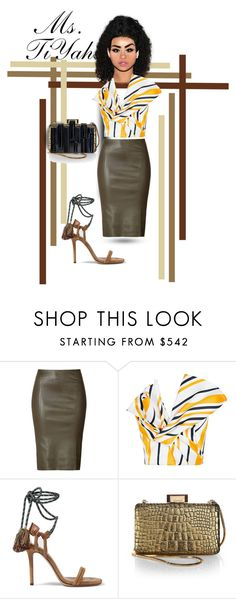 """""""Spur #110"""" by ggtia ❤ liked on Polyvore featuring Jitrois, Maticevski, Isabel Marant and Rauwolf"""