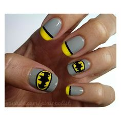We are SO impressed by this amazing Batman... ❤ liked on Polyvore