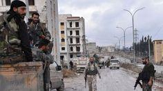 Aleppo siege: Syria rebels lose 60% of territory - BBC News