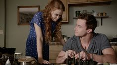 """#TeenWolf 5x07 """"Strange Frequencies"""" - Lydia and Parrish"""