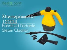 Shop our selection of Portable Steam Cleaners in the Cleaning Department at Dealtz.com