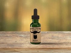 Skuddy Beard Oil Naked Unscented Coconut and Sweet by HairyFizzog