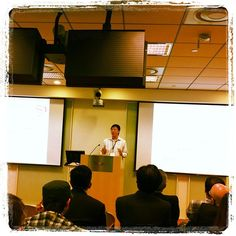 Winston Chen, InsureMe founder at Startup Labs Taiwan
