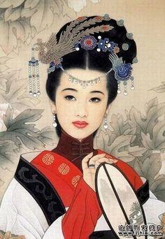 duguhuanghou.jpg 文献皇后(西元543年—602年)