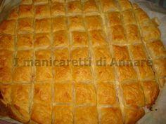 I manicaretti di Annarè: Salatini veloci di pasta sfoglia con prosciutto e scamorza