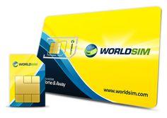 Travel SIM card with cheap international calls & free roaming