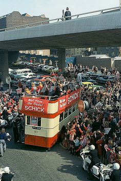 liverpool fc homecoming 1974     #Europe's football clubs