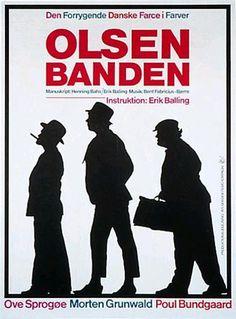 (2011-06) Erik Balling - Olsen-banden