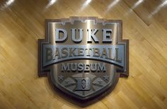 Duke Basketball Museum