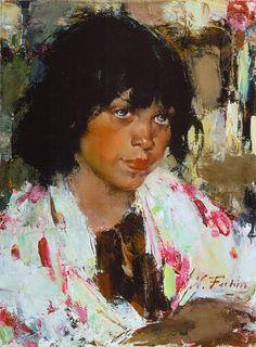 Таосита (1927—1933). Николай Фешин