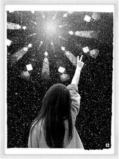 Starchild Print; Christopher David Ryan