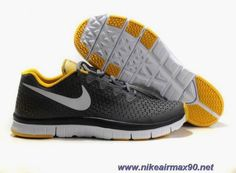 the latest c4c2b ba098 Best Gift Cool Grey Yellow Reflect Silver Mens Nike Free Haven Lightweight  Shoes