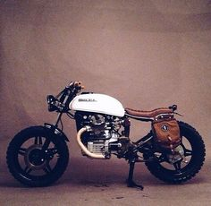 Honda CX500 by @brother_moto