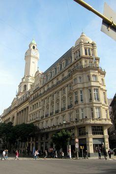 Monserrat: Palacio de la Legislatura de la Ciudad de Buenos Aires