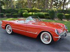'55 Corvette