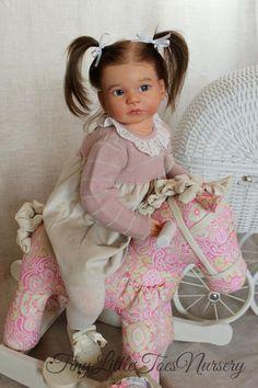 Reborn Prototype baby toddler doll Gabriella by Regina Swialkowski TLTN | eBay