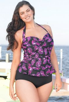 Plus Size Swimsuits for Women