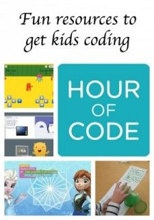 Hour of Code: Fun coding websites and resources for kids of any age that get them thinking. It's fun for parents to do with them, too! Computer Coding For Kids, Computer Class, Kids Coding, Computer Science, Coding Websites For Kids, Data Science, Life Science, Programming For Kids, Computer Programming