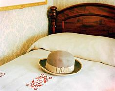 A hat laying on a bed is considered a bad omen. People do not normally wear hats indoors; leaving a hat on a bed might suggest somebody had died. In Portugal, the superstition is that a hat on a bed fortells a family argument. Rodeo riders see a hat on the bed as a premonition of a rodeo injury or death.