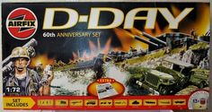 airfix d day 60th anniversary set