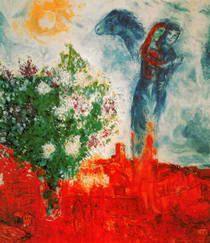 Chagall St.Paul