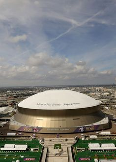 NFL.com Photos - Super Bowl XLVII - Superdome