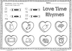 No Prep Valentine's Day Math and Literacy Printables. 20 Common Core Aligned activities for the K-1 classroom! $