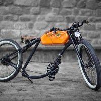 La bicicleta eléctrica más retro y auténtica.
