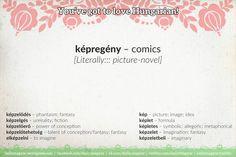 képregény [ˈkeːprɛɡeːɲ] – #comics [Literally::: picture-novel] https://dailymagyar.wordpress.com/2015/02/06/kepregeny/ #Hungarian #language #HUN
