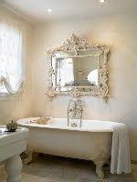 dream bathroom with claw foot tub