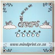 dreams Canvas Prints, Happy, Painting, Colour, Dreams, Store, Heart, Design, Color