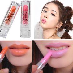 Free Shipping Fashion Mini Sexy Glam Moisturized Lipstick