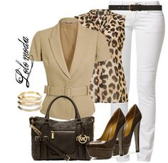 See where to find items in this #outfit here: http://lolomoda.com/stunning-womens-summer-fashion/