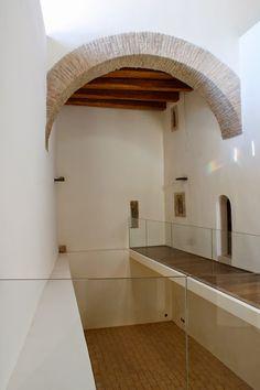 simplicity love: Castle of Rocca Sinibalda, Italy | Claudio Silvestrin Architects