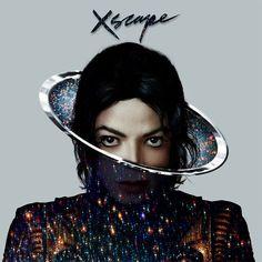 Capa de 'Xscape', disco póstumo do Michael Jackson (Foto: Divulgação)