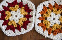 Granny Pentagon - Pattern & Tutorial - Yarn Tale Collective